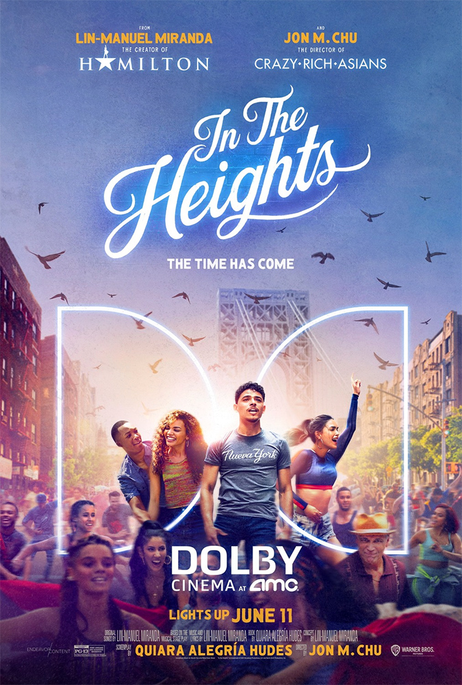 In the Heights (2021) อิน เดอะ ไฮท์ส