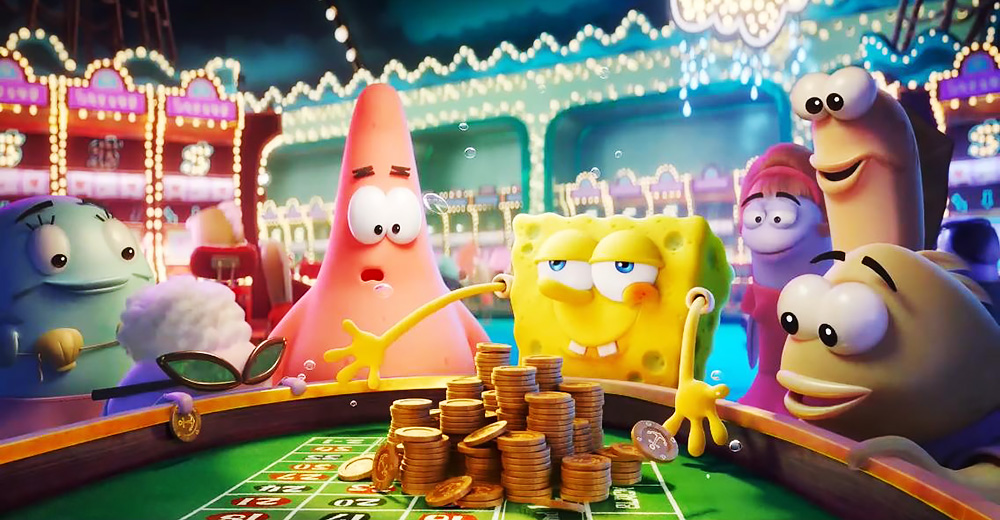 The SpongeBob Movie: Sponge on the Run (2021) สพันจ์บ็อบ ผจญภัยช่วยเพื่อนแท้